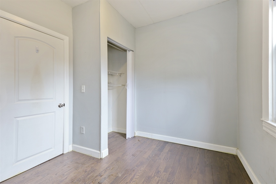 Real Estate Photography - 1861 N Hoyne Ave, Unit 1R, Chicago, IL, 60647 - Bedroom