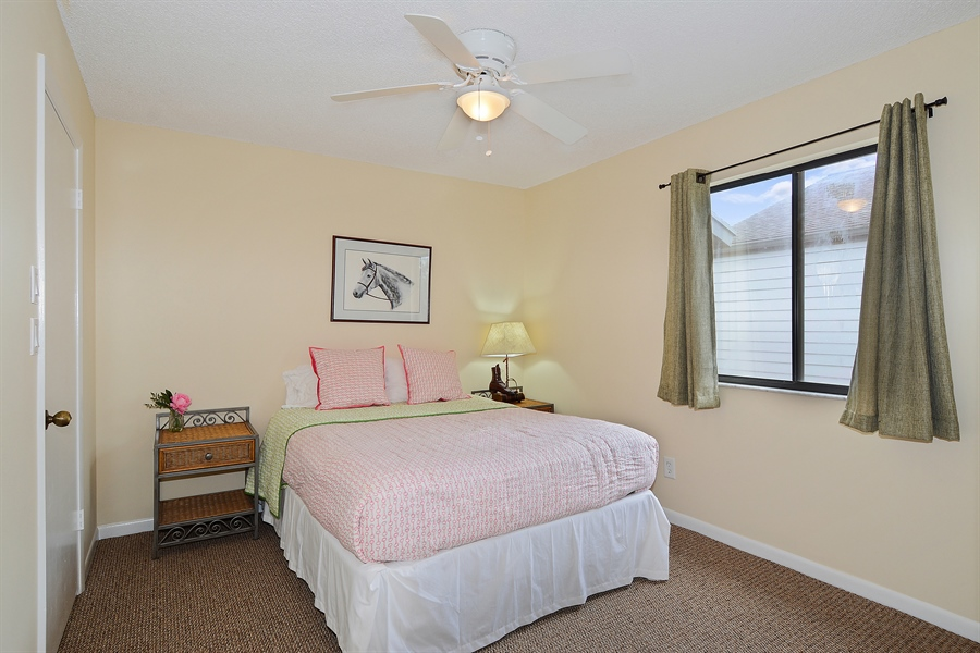 Real Estate Photography - 2462 Bedford Mews Dr, Wellington, FL, 33414 - 2nd Bedroom