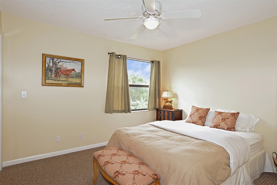 Real Estate Photography - 2462 Bedford Mews Dr, Wellington, FL, 33414 - 3rd Bedroom