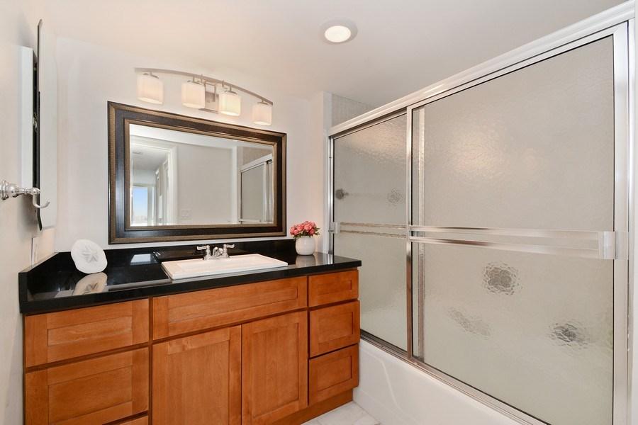 Real Estate Photography - 2100 S Ocean Ln 1503, Fort Lauderdale, FL, 33316 - Master Bathroom