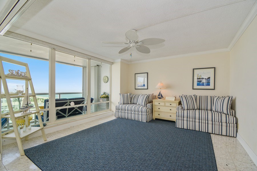 Real Estate Photography - 2100 S Ocean Ln 1503, Fort Lauderdale, FL, 33316 - Bedroom
