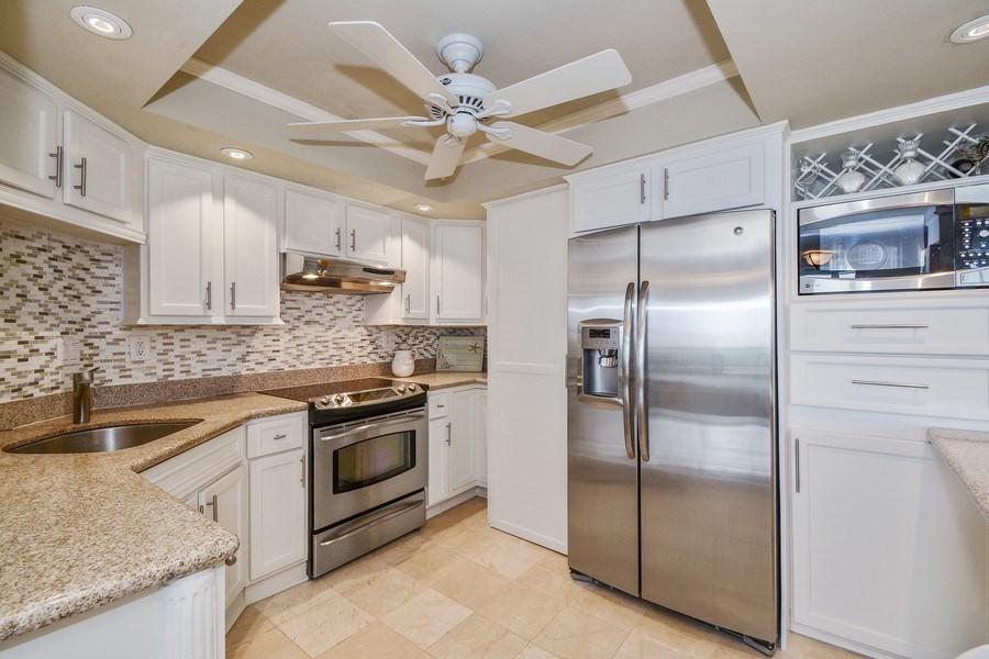 Real Estate Photography - 2100 S Ocean Ln 1503, Fort Lauderdale, FL, 33316 - Kitchen
