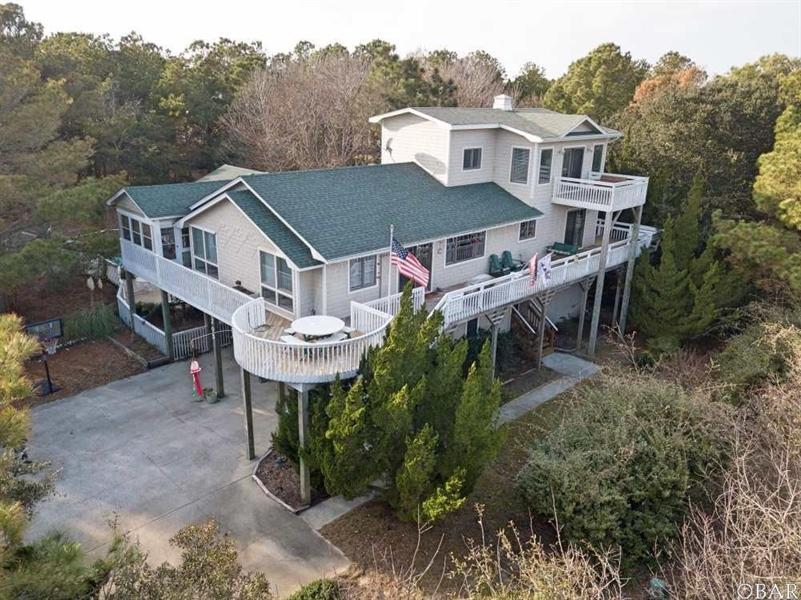 Real Estate Photography - 205 Mizzen Mast Ln, Lot 4, Southern Shores, NC, 27949 - Location 2