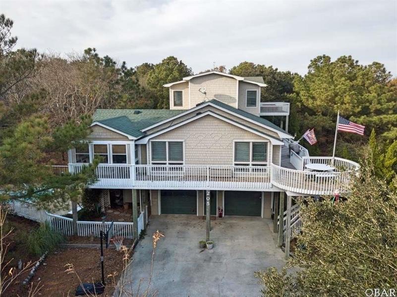 Real Estate Photography - 205 Mizzen Mast Ln, Lot 4, Southern Shores, NC, 27949 - Location 3