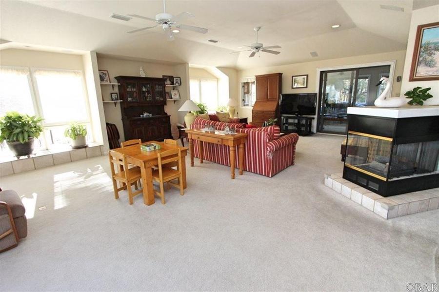 Real Estate Photography - 205 Mizzen Mast Ln, Lot 4, Southern Shores, NC, 27949 - Location 6