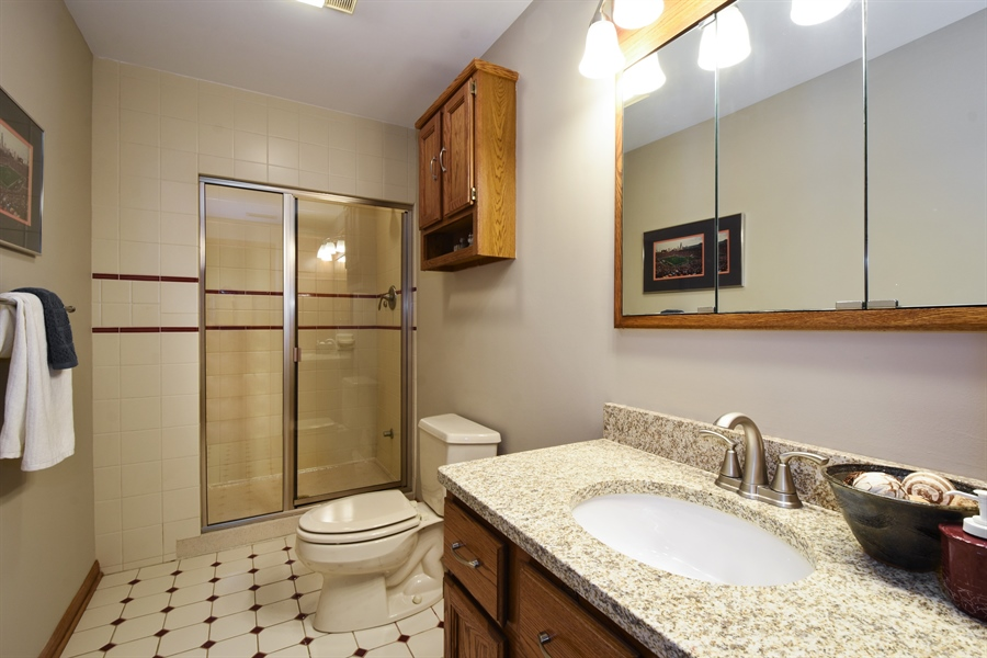 Real Estate Photography - 3929 Forest Fork, Long Grove, IL, 60047 - 3rd Bathroom