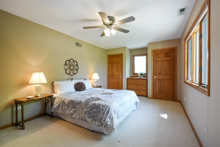 Real Estate Photography - 3929 Forest Fork, Long Grove, IL, 60047 - 2nd Bedroom