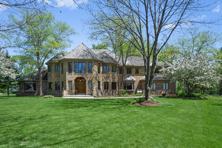 Real Estate Photography - 3929 Forest Fork, Long Grove, IL, 60047 - Front View