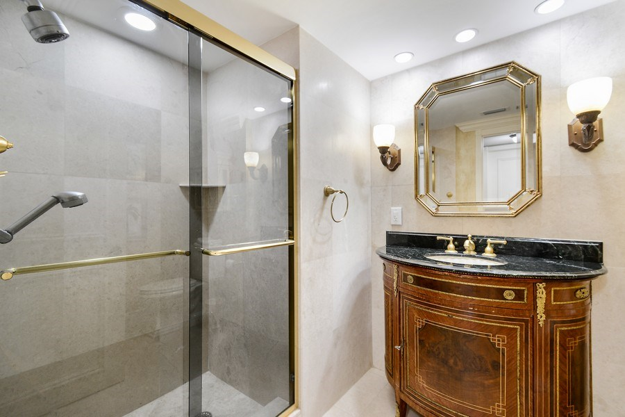 Real Estate Photography - 2100 S Ocean Ln, Unit 1808, Fort Lauderdale, FL, 33316 - Bathroom