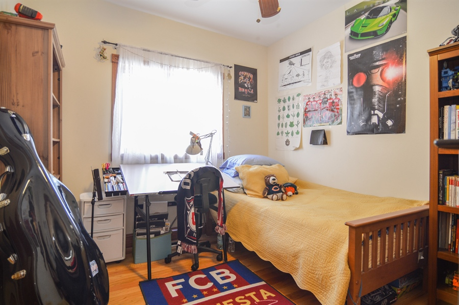 Real Estate Photography - 4022 N Kilbourn Ave, Chicago, IL, 60641 - 3rd Bedroom