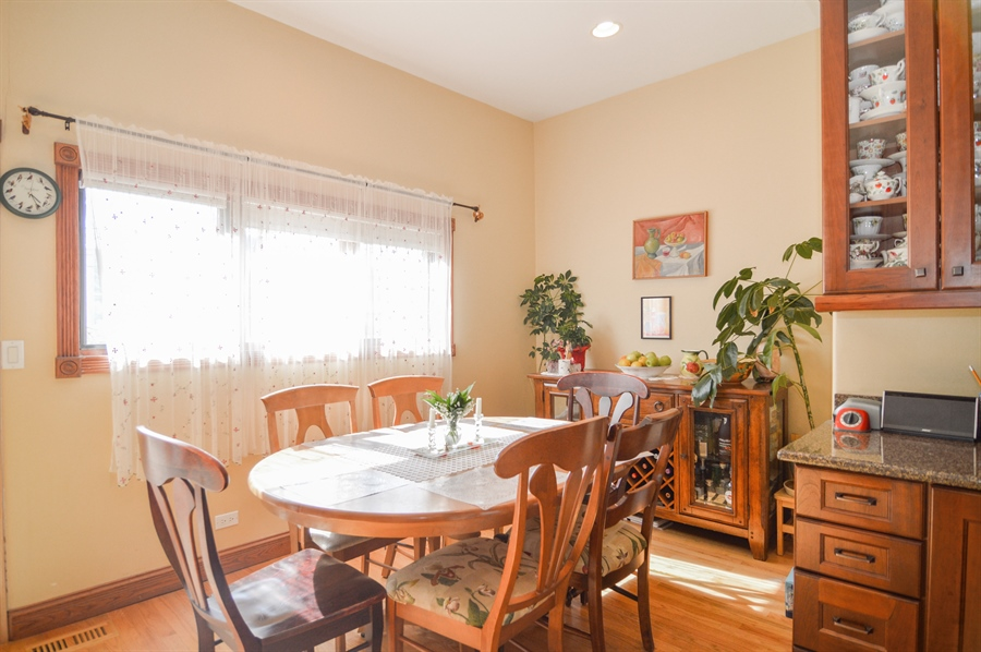 Real Estate Photography - 4022 N Kilbourn Ave, Chicago, IL, 60641 - Kitchen / Breakfast Room