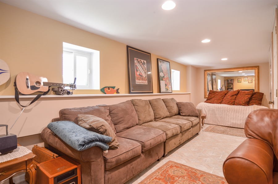 Real Estate Photography - 4022 N Kilbourn Ave, Chicago, IL, 60641 - Family Room
