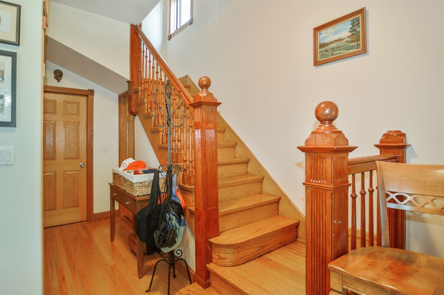 Real Estate Photography - 4022 N Kilbourn Ave, Chicago, IL, 60641 - Foyer