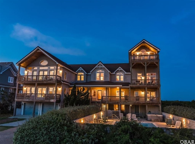 Real Estate Photography - 110 Baum Trl, Lot 6, Duck, NC, 27949 - Location 1