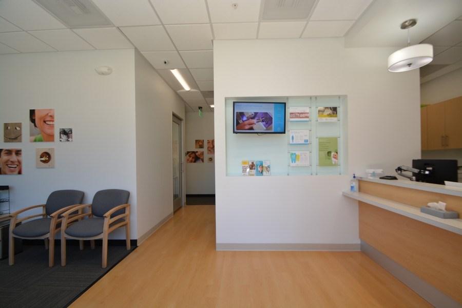 Real Estate Photography - 3601 Pelandale Ave., D-1,Modesto Smiles Dentistry, Modesto, CA, 95356 - Lobby