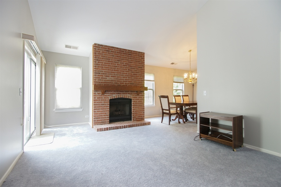 Real Estate Photography - 12 Country Club Dr, Prospect Heights, IL, 60070 - Living Room