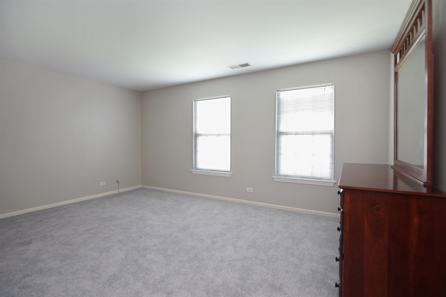Real Estate Photography - 12 Country Club Dr, Prospect Heights, IL, 60070 - Master Bedroom
