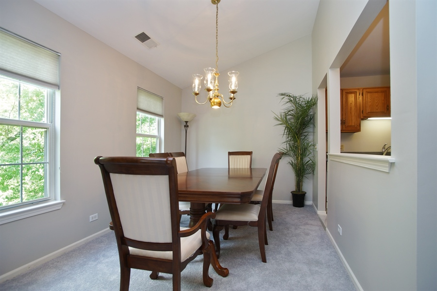 Real Estate Photography - 12 Country Club Dr, Prospect Heights, IL, 60070 - Dining Room