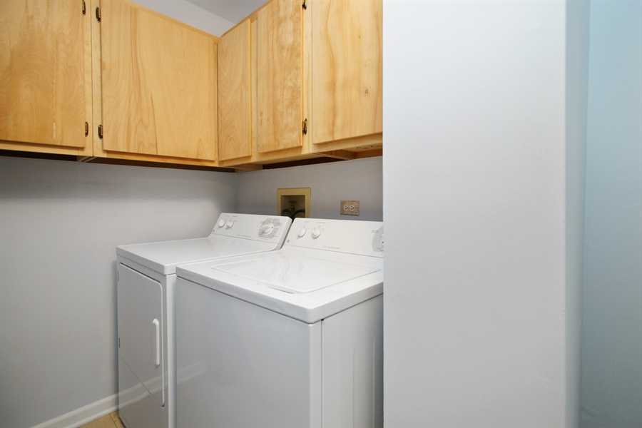 Real Estate Photography - 12 Country Club Dr, Prospect Heights, IL, 60070 - Laundry Room