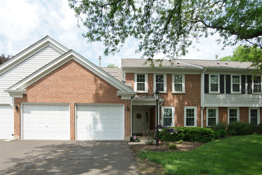 Real Estate Photography - 12 Country Club Dr, Prospect Heights, IL, 60070 - Front View
