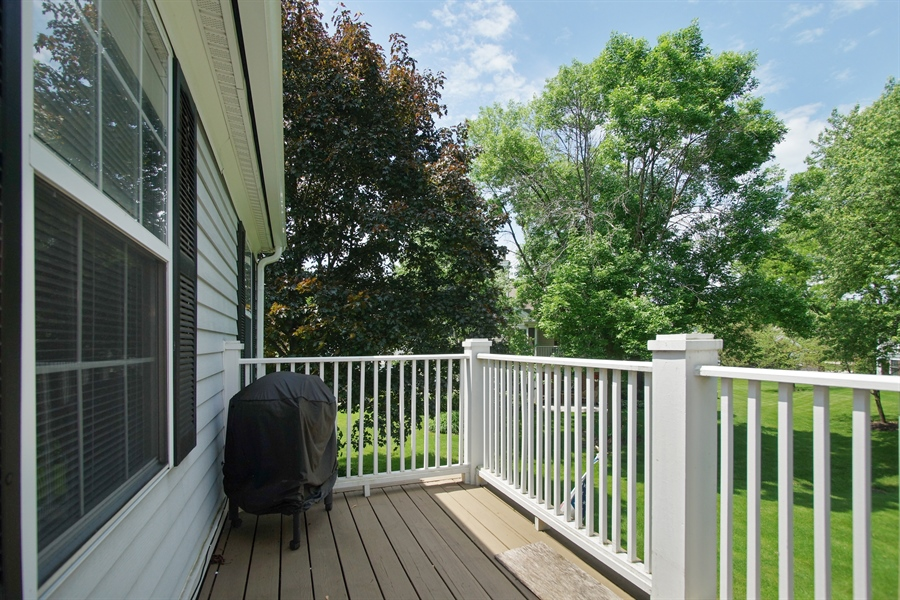 Real Estate Photography - 12 Country Club Dr, Prospect Heights, IL, 60070 - Rear View