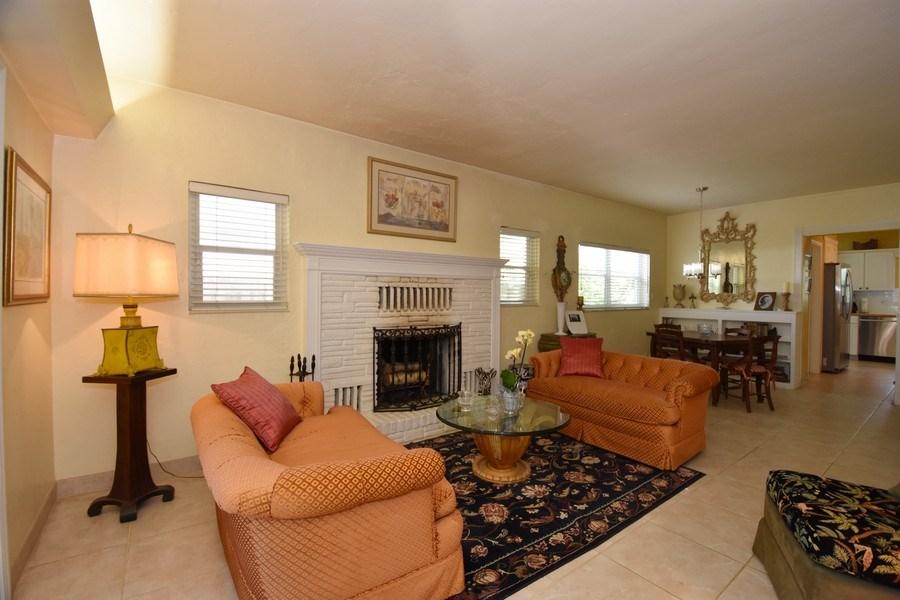 Real Estate Photography - 1209 SE 11 Court, Fort Lauderdale, FL, 33316 - Living Room
