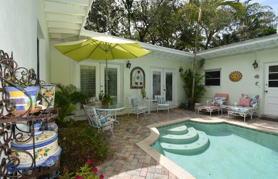 Real Estate Photography - 1209 SE 11 Court, Fort Lauderdale, FL, 33316 - Patio