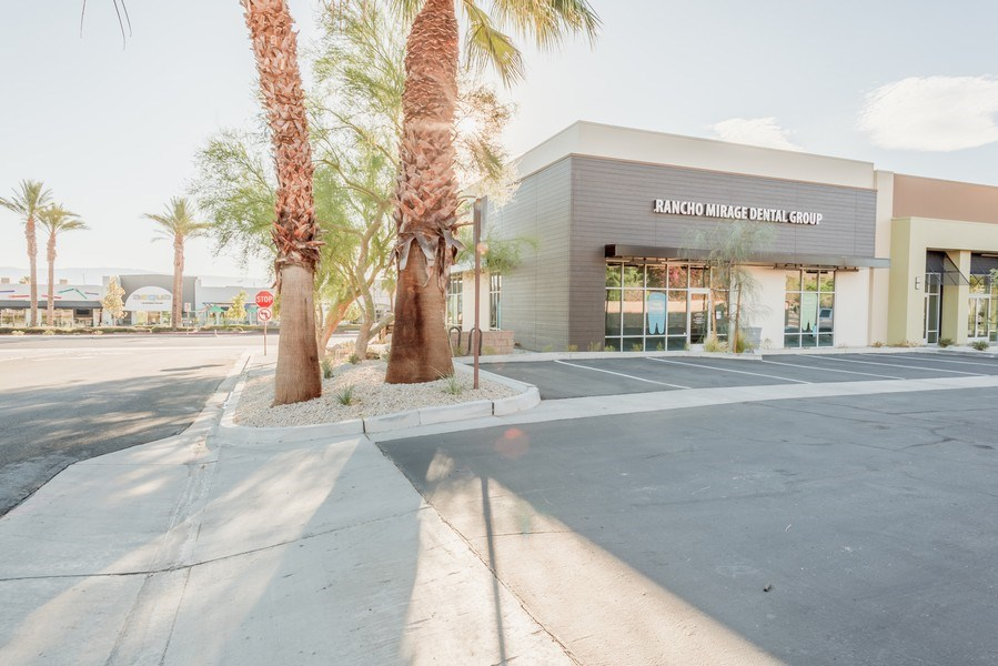 Real Estate Photography - 71-817 Hwy 111, Suite C,Rancho Mirage Dental Group, Rancho Mirage, CA, 92270 -