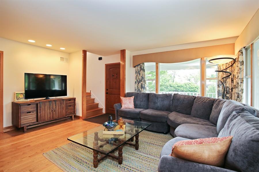 Real Estate Photography - 136 E Morrison Ave, Mount Prospect, IL, 60056 - Living Room