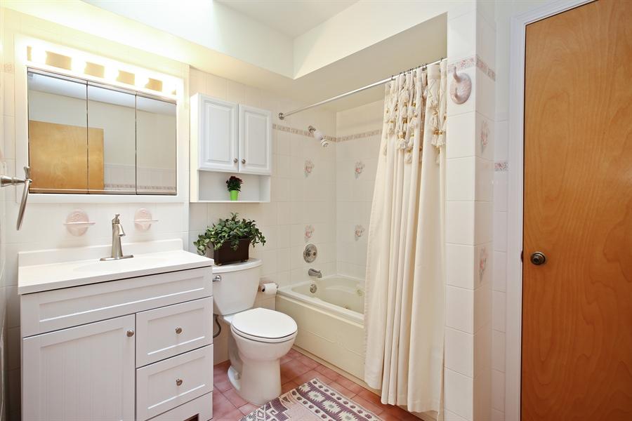 Real Estate Photography - 136 E Morrison Ave, Mount Prospect, IL, 60056 - Master Bathroom