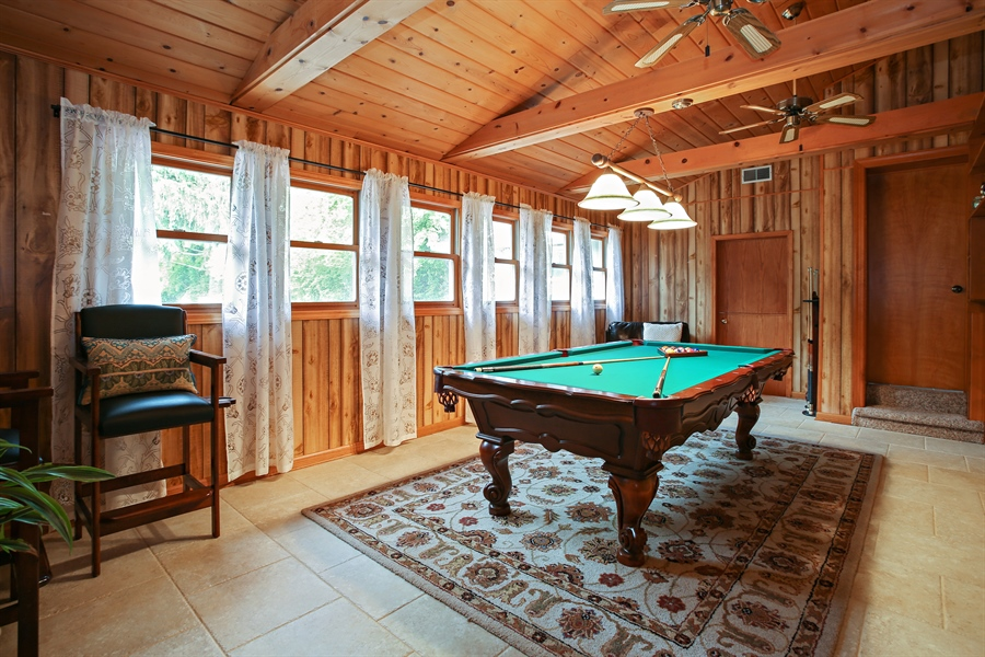 Real Estate Photography - 136 E Morrison Ave, Mount Prospect, IL, 60056 - Recreational Room