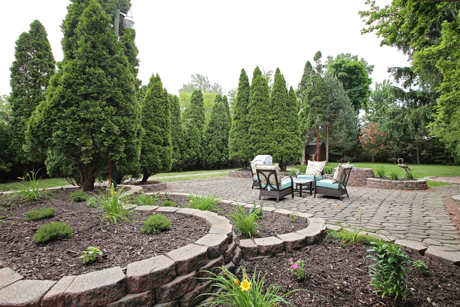 Real Estate Photography - 136 E Morrison Ave, Mount Prospect, IL, 60056 - Back Yard
