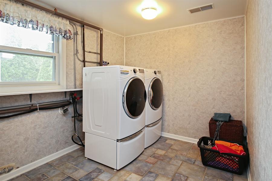 Real Estate Photography - 136 E Morrison Ave, Mount Prospect, IL, 60056 - Laundry Room