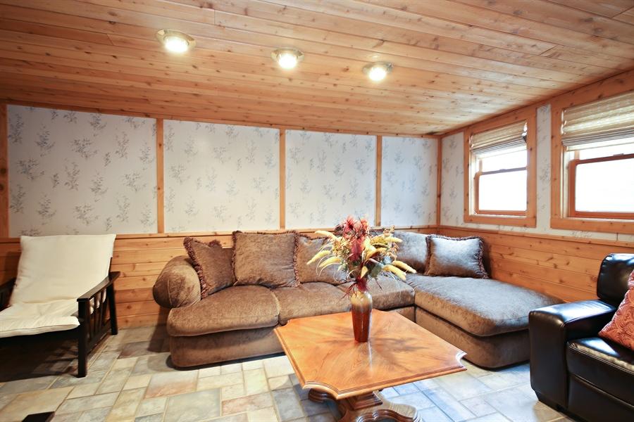 Real Estate Photography - 136 E Morrison Ave, Mount Prospect, IL, 60056 - Den