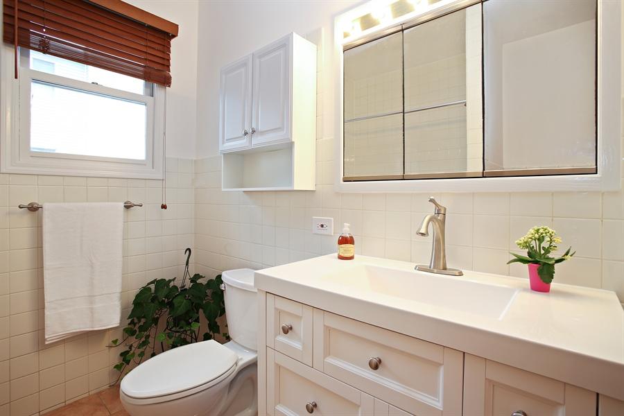 Real Estate Photography - 136 E Morrison Ave, Mount Prospect, IL, 60056 - Bathroom