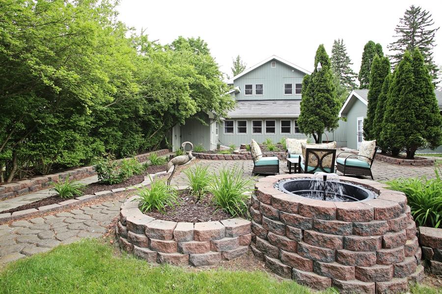 Real Estate Photography - 136 E Morrison Ave, Mount Prospect, IL, 60056 - Patio