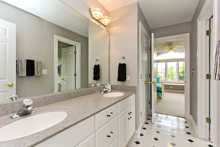 Real Estate Photography - 4442 Stonehaven Dr, Long Grove, IL, 60047 - 3rd Bathroom