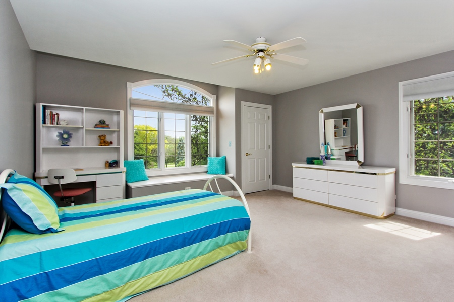 Real Estate Photography - 4442 Stonehaven Dr, Long Grove, IL, 60047 - 2nd Bedroom