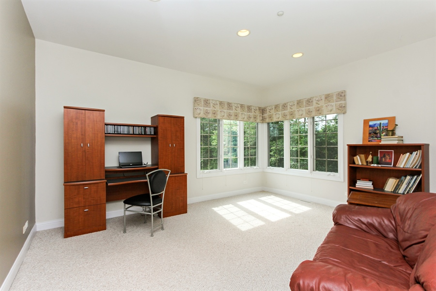 Real Estate Photography - 4442 Stonehaven Dr, Long Grove, IL, 60047 - Bonus Room