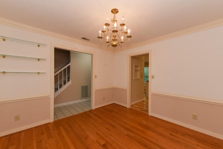 Real Estate Photography - 307 Winterberry Ln, Smithfield, VA, 23430 - Dining Room