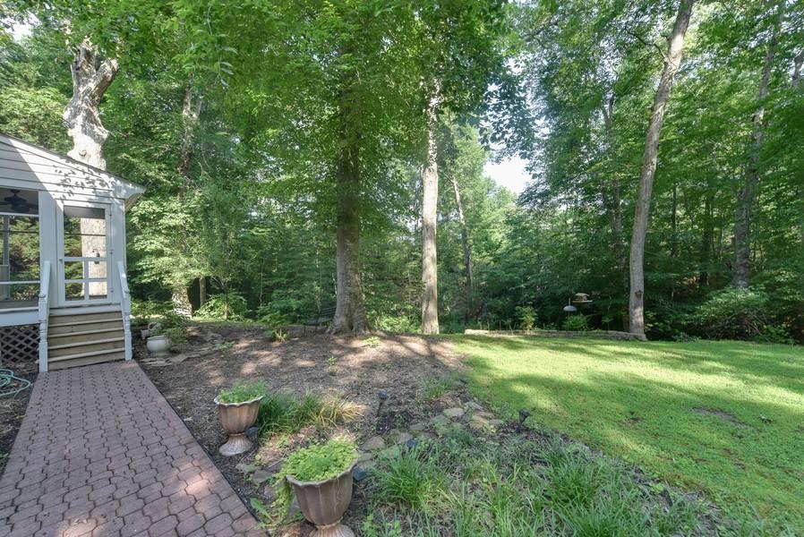 Real Estate Photography - 307 Winterberry Ln, Smithfield, VA, 23430 - View of Backyard