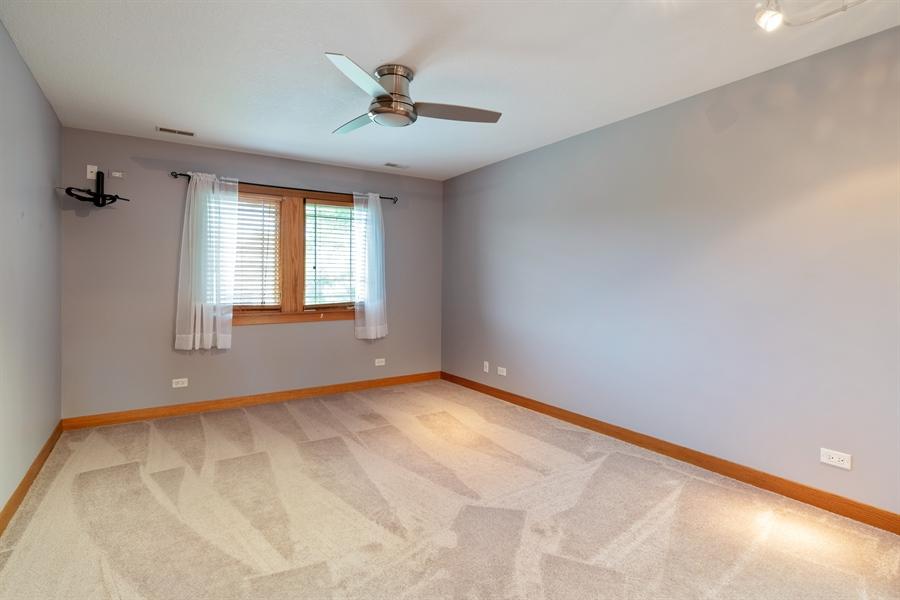 Real Estate Photography - 21333 Saddle Lane, Mokena, IL, 60448 - 3rd Bedroom