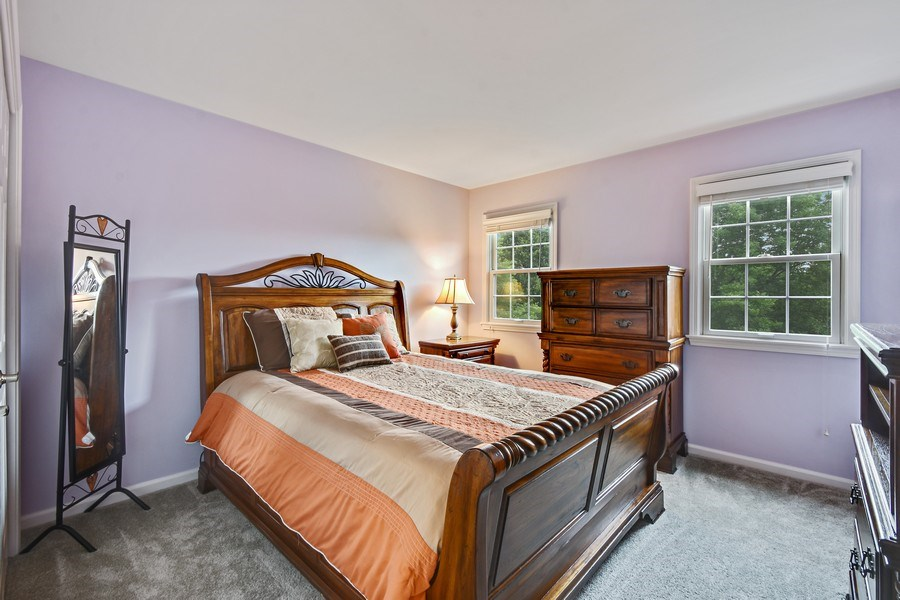 Real Estate Photography - 21345 W Williamsburg Ct, Kildeer, IL, 60047 - 2nd Bedroom