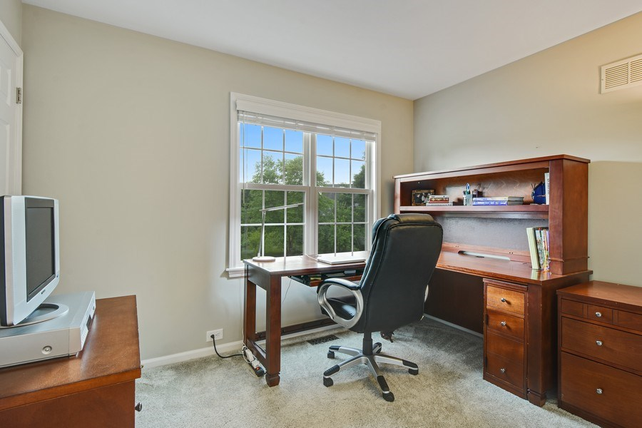 Real Estate Photography - 21345 W Williamsburg Ct, Kildeer, IL, 60047 - 5th Bedroom