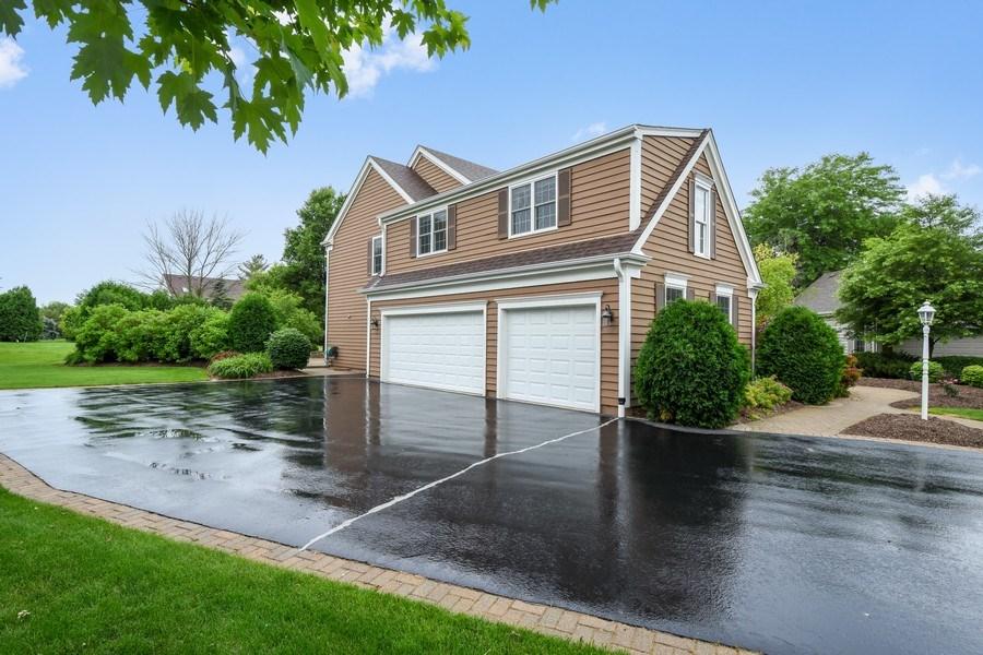 Real Estate Photography - 21345 W Williamsburg Ct, Kildeer, IL, 60047 - Garage