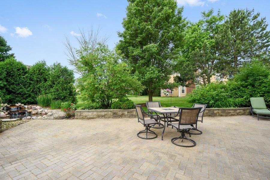 Real Estate Photography - 21345 W Williamsburg Ct, Kildeer, IL, 60047 - Patio