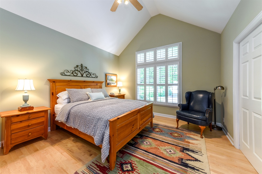 Real Estate Photography - 6322 Valley View, Long Grove, IL, 60047 - 2nd Bedroom