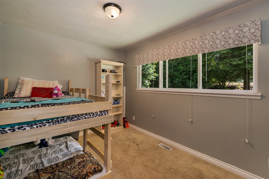 Real Estate Photography - 34212 18th Pl S, Federal Way, WA, 98003 - 2nd Bedroom