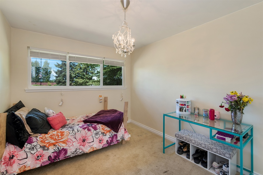 Real Estate Photography - 34212 18th Pl S, Federal Way, WA, 98003 - 3rd Bedroom