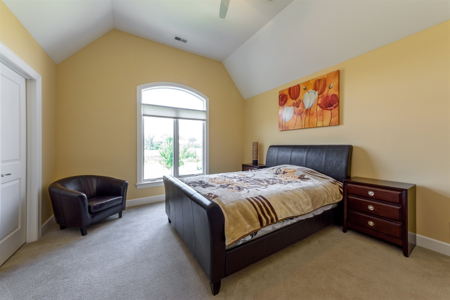 Real Estate Photography - 23175 N. Matthew, Long Grove, IL, 60047 - 3rd Bedroom